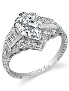 Bachelorette Jillian Harris' $60 thousand Neil Lane ring